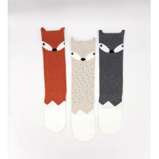 Гольфи BROSS kids knee high socks, лисиця